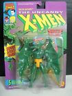 TOY BIZ 1991 THE UNCANNY X MEN SAURON ACTION FIGURE SEALED