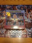 DOWDLE Folk Art Collectors Jigsaw PUZZLE GINGERBREAD HOUSE Complete