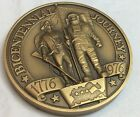 A5#1776-1976Bicentennial Journey American Freedom Train Commemorative Coin/Medal