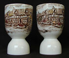Johnson Brothers Olde English Countryside Two Double Egg Cups