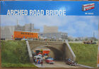 WALTHERS HO SCALE ARCHED ROAD BRIDGE BUILDING KIT--ITEM #933-3196