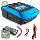 SKYRC RC FAST CHARGER T6200 200W 6S 15A LiPO NiMH NiCd LCD Touch Screen