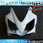 UNPAINTED Upper Fairing Front Nose ABS for HONDA CBR 600 F4I 2004 2007 2005 2006