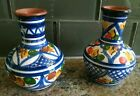 Portuguese Handmade & Painted Vases from Portugal