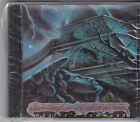SACRED WARRIOR- MASTER'S COMMAND (*NEW-CD, 1989, Intense-CD09075) Original Issue