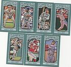 2013 Topps Gypsy Queen Baseball Mini Card Variations Guide 111