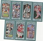 2013 Topps Gypsy Queen Baseball Mini Card Variations Guide 113