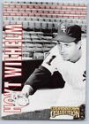 1997  HOYT WILHELM - Starting Lineup Card -