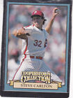 1996  STEVE CARLTON - Starting Lineup Card -