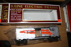 K-line  O-27 gauge Classic boxcar #K-6456 road Western Pacific brand new mint