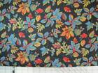 1 YARD PHEASANT HILL FABRIC by HOFFMAN FABRICS leaves