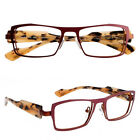 Face a Face SMITH 1 Eyeglass Frames HAND CRAFTED in Paris $514 EC