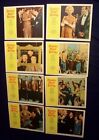COUNTRY MUSIC HOLIDAY ORIGINAL 11X14 LOBBY CARD SET OF 8 1958 JUNE CARTER