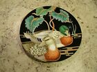Beautiful 7.5 Inch FITZ and FLOYD Mallard Pond Fine Porcelain Plate No 339 Japan