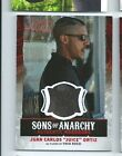2015 Sons of Anarchy seasons 4-5 costume card W07