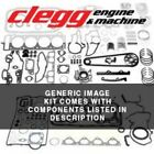 GEO GM 13L G13BA Metro SOHC 8V L4 95 97 Complete Engine Kit