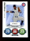 20 ct lot - 2010 Topps Update Attax Code Cards #39 Starlin Castro Chicago Cubs