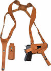 left handers two shoulder strap gun holster COLT 1911 Tokarev Makarov 101 2