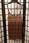 Shaping Camisole by Confident & Beautiful Size XL Leopard Print NWT