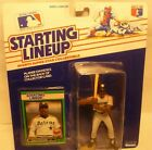 1989  BILLY HATCHER - Starting Lineup - SLU - Sports Figurine - Houston Astros