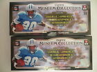 2014 TOPPS MUSEUM COLLECTION FOOTBALL FACTORY SEALED HOBBY 2 BOX LOT