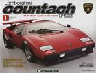 [MODEL] Weekly Lamborghini countach LP500S vol.1 DeAGOSTINI 1:8 walter wolf LP