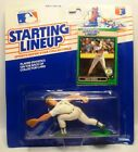 1989  WALT WEISS - Starting Lineup - SLU - Sports Figurine - OAKLAND ATHLETICS