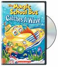 NEW Magic School Bus Catches a Wave DVD