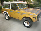 Ford  Bronco sport 1971 ford bronco