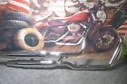 EXHAUST Full System Take Off Fits HARLEY Chrome SOFTAIL DEUCE FXSTD 2000 Up X1