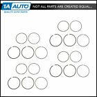 OEM Engine Piston Ring Kit Set of 4 Direct Fit for 4-6 Cylinder Volvo Brand New