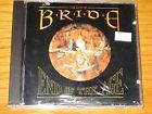 NEW SEALED METAL CD - THE BEST OF BRIDE - END OF THE AGE