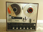 Technics RS-740US 4 Channel  Reel to Reel, See The Video !