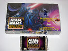 Topps Star Wars Galaxy Series 1Trading Cards, Factory sealed Box