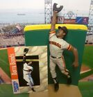 1997  BARRY BONDS - (AT the WALL) Starting Lineup and Card- SLU - S. F.  Giants