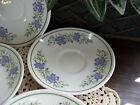 Churchill Fine English Tableware Saucers (4)