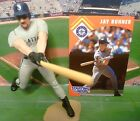 1995  JAY BUHNER - Starting Lineup -SLU - Loose With Card - Seattle Mariners