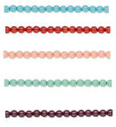 100 Swarovski Crystal 5810 Round Pearl Beads 3MM Color Choice