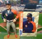 1997  DENNIS ECKERSLEY - Starting Lineup - SLU - Figure &  Card - S.L.CARDINALS