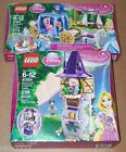 Rapunzel's Creativity Tower 41053 41054 horse