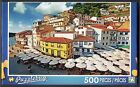 500 Piece Jigsaw Puzzle Colorful Houses in the Old Town, Spain Puzzlebug