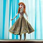 NEW 2015 FROZEN FEVER DISNEY STORE LIMITED EDITION ANNA DOLL 17