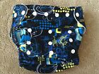 Happy Flute Cloth Diaper With 2 Microfiber Inserts