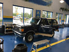 Ford  Bronco Eddie Bauer 71 250 miles 1990 ford bronco eddie bauer sport utility antique removable top