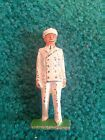 Antique Vintage Cast Iron Toy Soldier Officer 3
