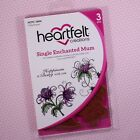 Heartfelt Creations Cling Rubber Stamp Single Enchanted Mum HCPC3694 RETIRED