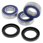 New Rear Axle Wheel Bearing Kit Kawasaki S2 /Mach II 350cc 1972 1973