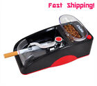 Electric Automatic Tobacco Roller Injector Cigarette Maker Rolling Machine Red