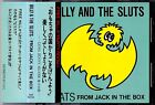 BILLY AND THE SLUTS - Bats From Jack In The Box JAPAN CD GLAM  Heart Throb Mob