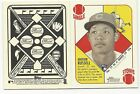 Addison Russell 2015 Topps Heritage '51 Black Back Mini Parallel #77 RC Cubs